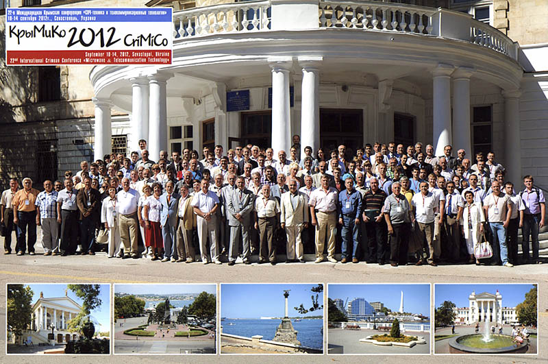 CriMiCo 2012: Group Photo