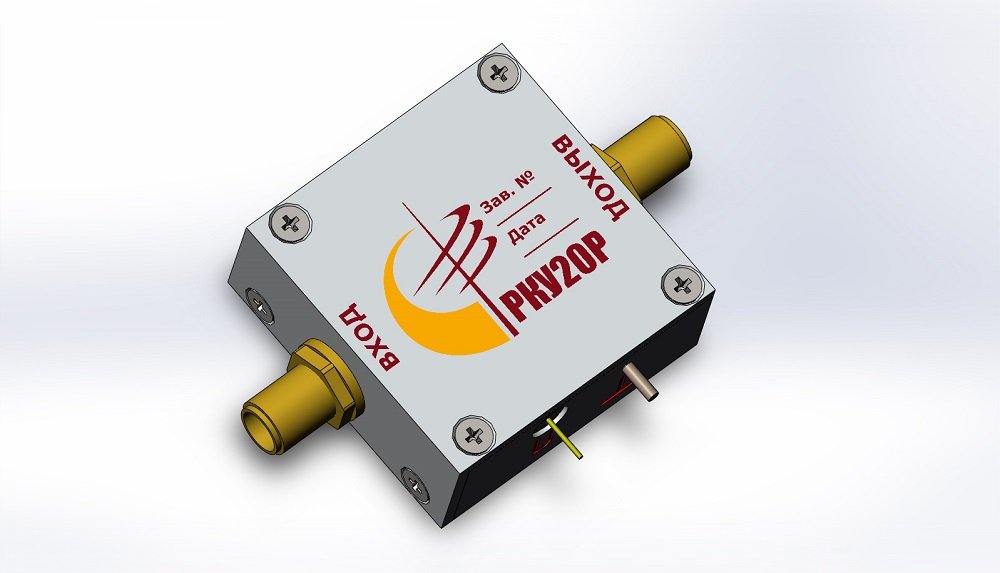 Broadband low-noise amplifier RKU20R