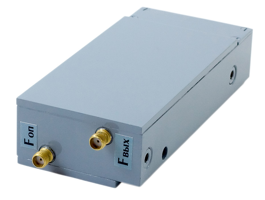 Low noise constant frequency sinthesizer MSFCH-RC